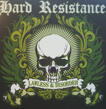 HARD RESISTANCE - LAWLESS & DISORDER LP 300 Ex.