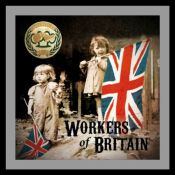 QUEENSBURY RULES - WORKERS OF BRITAIN EP (rot)