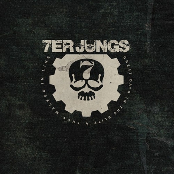 7ER JUNGS - GREAT DAYS IN THE BLITZ EP