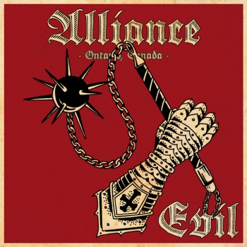 ALLIANCE - EVIL CD