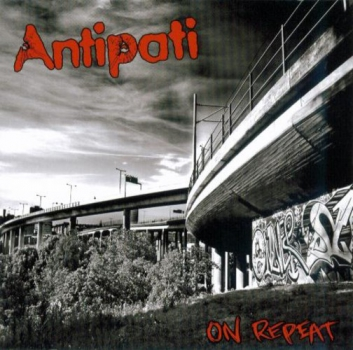 ANTIPATI – ON REPEAT CD