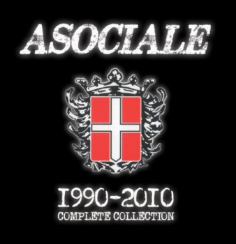 ASOCIALE - COMPLETE COLLECTION LP