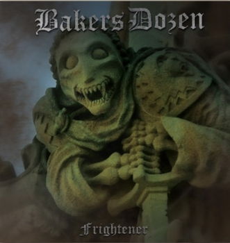 BAKERS DOZEN - FRIGHTENER LP 200 Ex. schwarz