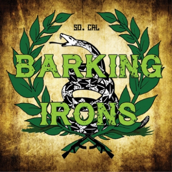 BARKING IRONS - BARKING IRONS LP 270 Ex.