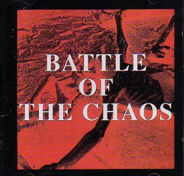 BATTLE OF THE CHAOS CD