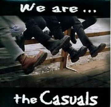 CASUALS – WE ARE THE CASUALS EP