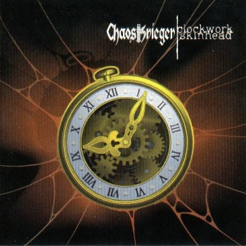 CHAOSKRIEGER - CLOCKWORK SKINHEAD CD