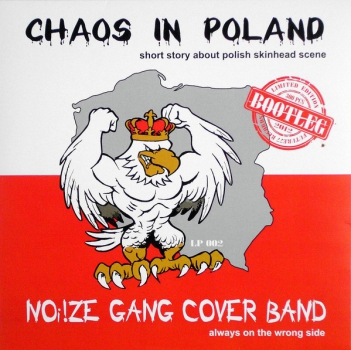 V/A - CHAOS IN POLAND LP rot