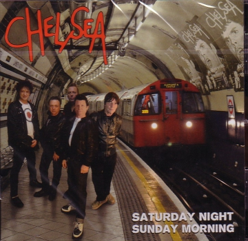 CHELSEA - SATURDAY NIGHT SUNDAY MORNING Klappcover LP