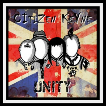 CITIZEN KEYNE – UNITY CD
