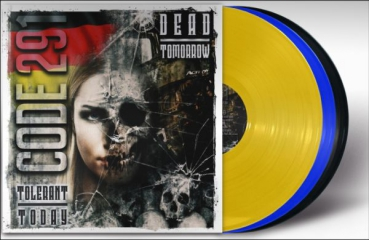 Code 291 - Tolerant today-Dead tomorrow - LP