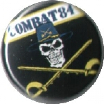 COMBAT 84 – Charge of the cavalry Button