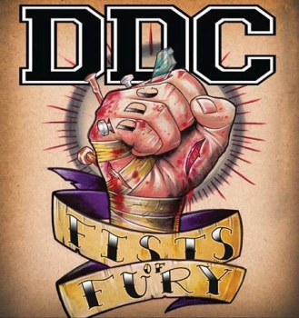 DDC - FIST OF FURY & BLOOD CUTS Digipack CD