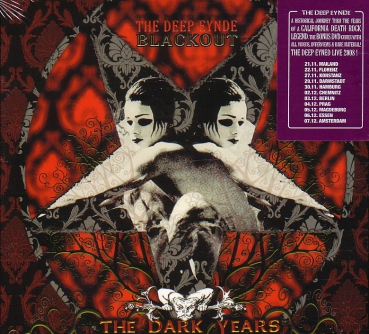DEEP EYNDE - THE DARK YEARS Digipack CD + DVD