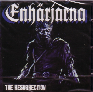 ENHÄRJARNA – THE RESURRECTION LP weiß 150 Ex.