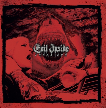 EVIL INSIDE - FREAK OUT CD