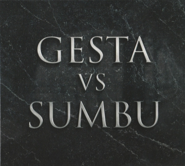 GESTA VS SUMBU Digipack CD