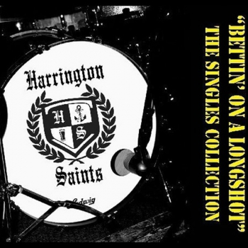 HARRINGTON SAINTS – BETTIN' ON A LONGSHOT Digipack CD