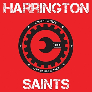 HARRINGTON SAINTS - UPRIGHT CITIZENS EP