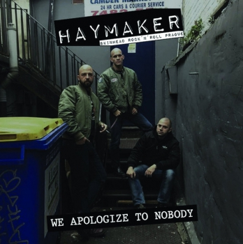 Haymaker  ‎– We Apologize To Nobody LP