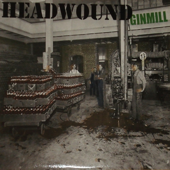 HEADWOUND – GINMILL LP grün