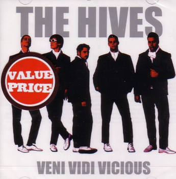 HIVES – VENE VIDI VICIOUS CD