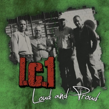 I.C.1 – LOUD AND PROUD Digipack CD