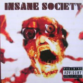 INSANE SOCIETY – UPSIDE DOWN CD