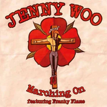 JENNY WOO / BIRDS OF PREY (feat. Franky Flame) EP