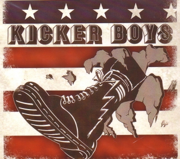KICKER BOYS - KICKER BOYS Digipack CD