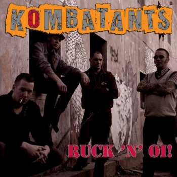 KOMBATANTS – RUCK'N'OI! Digipack CD