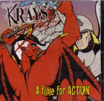 KRAYS - A TIME FOR ACTION CD