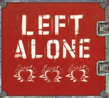LEFT ALONE – LEFT ALONE CD