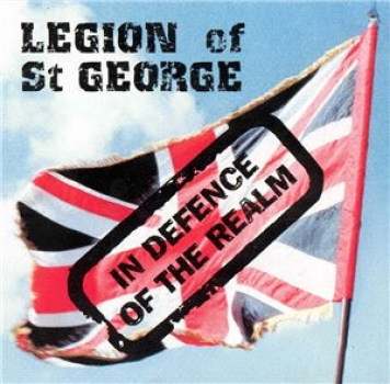 LEGION OF ST. GEORGE - IN DEFENCE OF THE REALM CD
