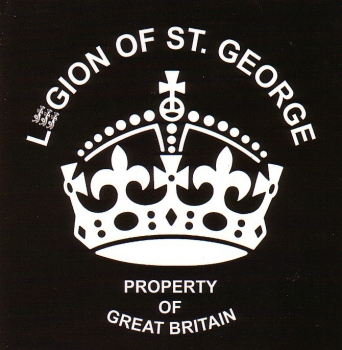 LEGION OF ST. GEORGE - AD FINEM CD