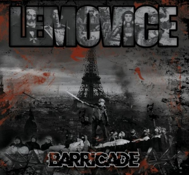 LEMOVICE - BARRICADE Digipack CD