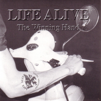 LIFE ALIVE – THE WINNING HAND EP