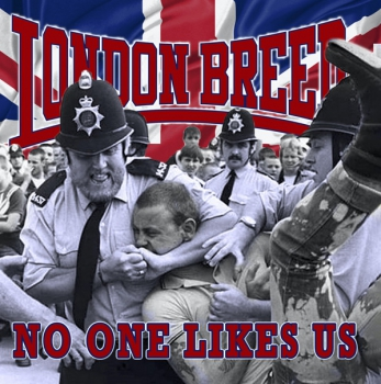 LONDON BREED - NO ONE LIKES US CD