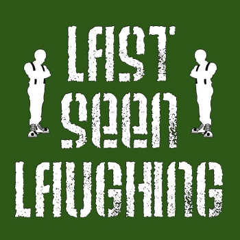 LAST SEEN LAUGHING – S.T. EP