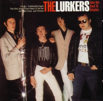 LURKERS - TAKE ME BACK TO BABYLON CD