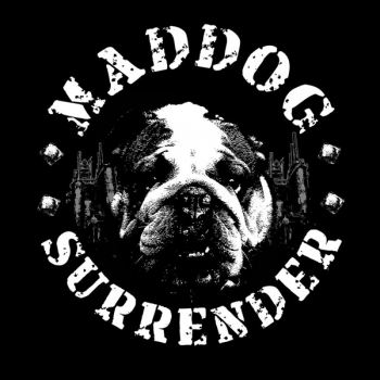 MADDOG SURRENDER – S.T. LP transparentes Vinyl