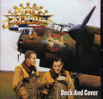 MAD PARADE - DUCK & COVER CD