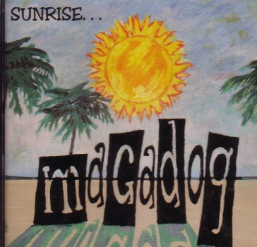 MAGADOG - SUNRISE CD