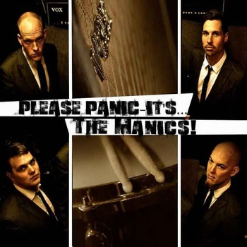 MANICS – PLEASE PANIC, IT THE.... Digipack CD