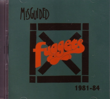 MISGUIDED – FUGGETS CD