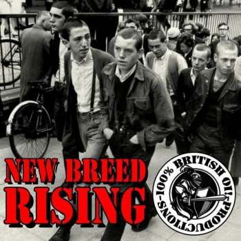 NEW BREED RISING CD
