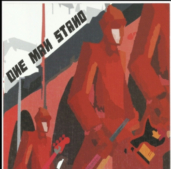 ONE MAN STAND - S.T. CD