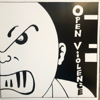OPEN VIOLENCE - DEMO + BONUS 10'LP 177 Ex.