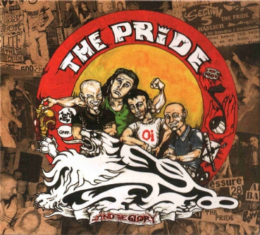 PRIDE - AND THE GLORY Digipack CD