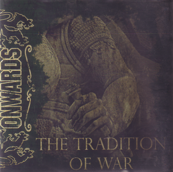 PUSHING ONWARDS - THE TRADITION OF WAR EP weiß 160 Ex.
